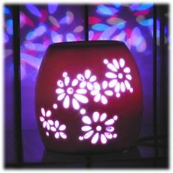 E-Conception.org アロマの部屋 アロマランプ レインボー