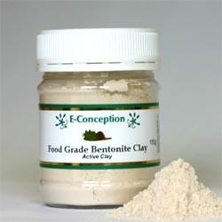E-Conception.org アロマの部屋 食品グレード・ベントナイトクレイ