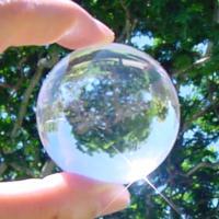 E-Conception.org アロマの部屋 水晶玉