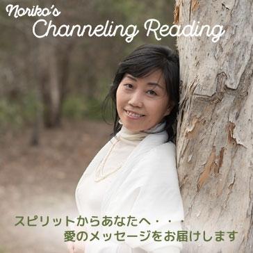 Noriko's 対面リーディング in 大阪&東京
